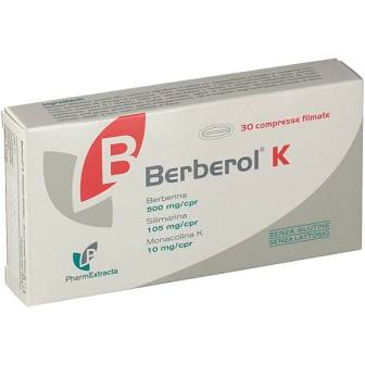 BERBEROL-COMPRESSE