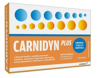 carnidyn-plus-20-bustine-energia-fisica-mentale