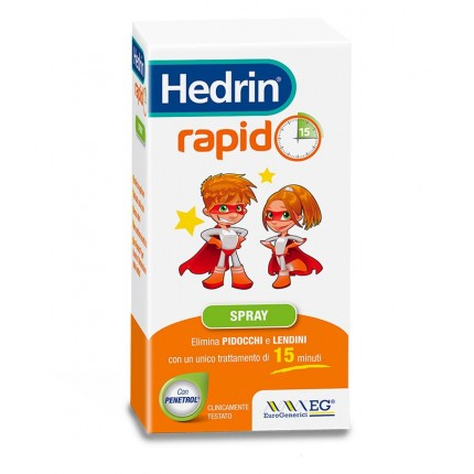 HEDRIN RAPIDO SPRAY