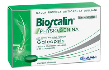 BIOSCALIN-PHYSIOGENINA-COMPRESSE-GIULIANI