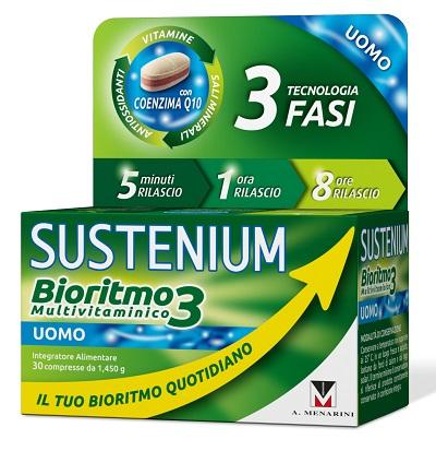 sustenium-bioritmo-3-multivitaminico-30-compresse