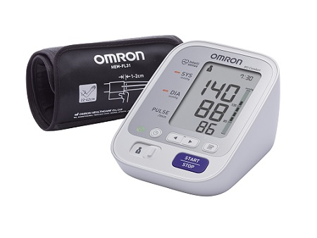 OMRON-M-3- INTELLI-WRAP-MISURATORE-DI-PRESSIONE