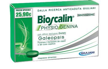 BIOSCALIN-PHYSIOGENINA -COMPRESSE-GIULIANI