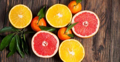 arance gialle e rosse
