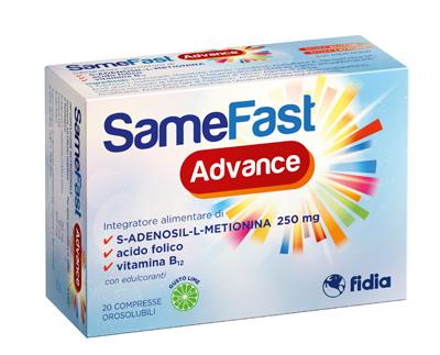 samefast-advance-20-compresse-orosolubili