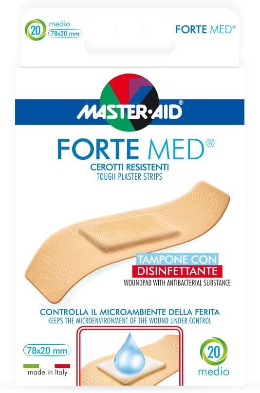MASTER AID FORTE EL 20CER 2FOR